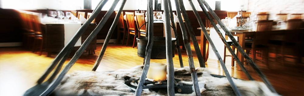Restaurang kåtan