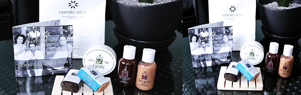 Nordic spa-kit